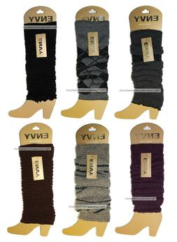 ENVY 1 Pair LEG WARMERS Women's/Girl's ONE SIZE Accessories