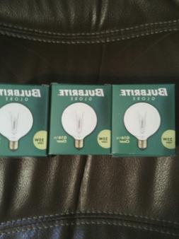 3~ 25 watt Light Bulbs Fits Full Size Scentsy Warmers - FREE
