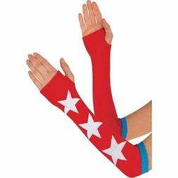 Marvel American dream Women's Arm Warmers One size Adult Cos