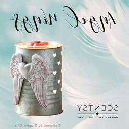 SCENTSY - Angel Wings Warmer - Scentsy Warmer Authentic *NEW