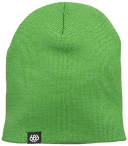 686 Men's Standard Beanie, Green, One Size