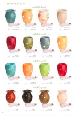 Choice scentsy small plug in wax warmer bathrooms, kitchens