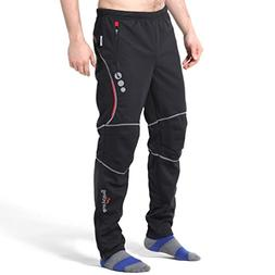 4ucycling Windproof Athletic Pants for Outdoor and Multi Spo