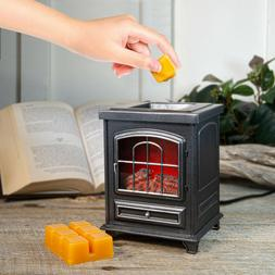 Flickering Fireplace Full Size Wax Warmer byBetter Homes &