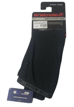 GIORDANA FR-C Pro Arm Warmers in Black, Size L, NEW, MSRP: $