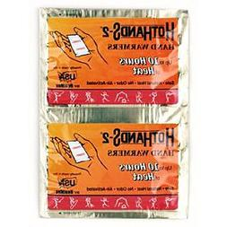 HotHands Hand Warmers, Up To 10 Hours of Heat, 2 Hand Warmer
