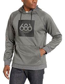 686 Men's Knockout Bonded Fleece Pullover | Waterproof Pull-