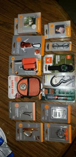 Emergency/Survival camp first aid starter Fire Signal compas
