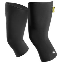 *NEW* ASSOS Thermal Knee Warmers EVO7 Breathable EVO 7  RX L