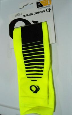 NEW Pearl Izumi Thermal-Lite Arm Warmers, Neon Yellow  $20.0