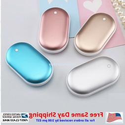 Pocket Hand Warmer Heater USB Charger Electric Rechargeable