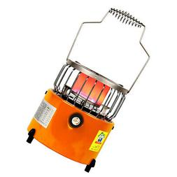 Portable Gas Heater Warmer - Foldable Gas Stove for Camping
