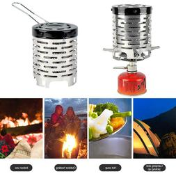 Portable Outdoor Camping Gas Heater Stove Warmer Heating Cov