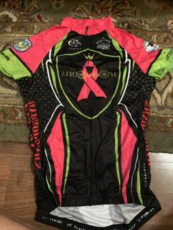 Primal Race Cut Cycling Jersey-and Arm Warmers- XS Women's