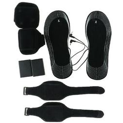 Rechargeable Heated Insole Foot Warmer for Hunting Camping C