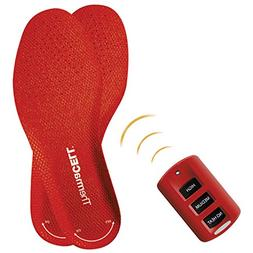 Thermacell Rechargeable Heated Insoles Size Large