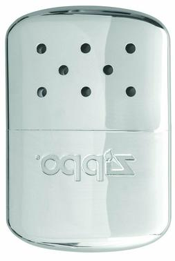 Zippo Refillable Deluxe Hand Warmer w/ Pouch and Additional