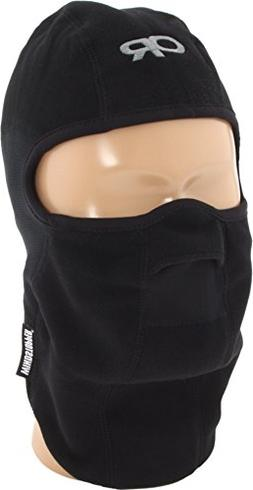 Outdoor Research Sonic Balaclava, Black, Large